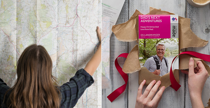 Christmas Gifts for Map-Lovers