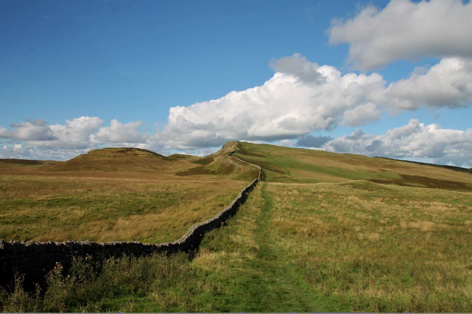 Hadrian's Wall Run Highlights