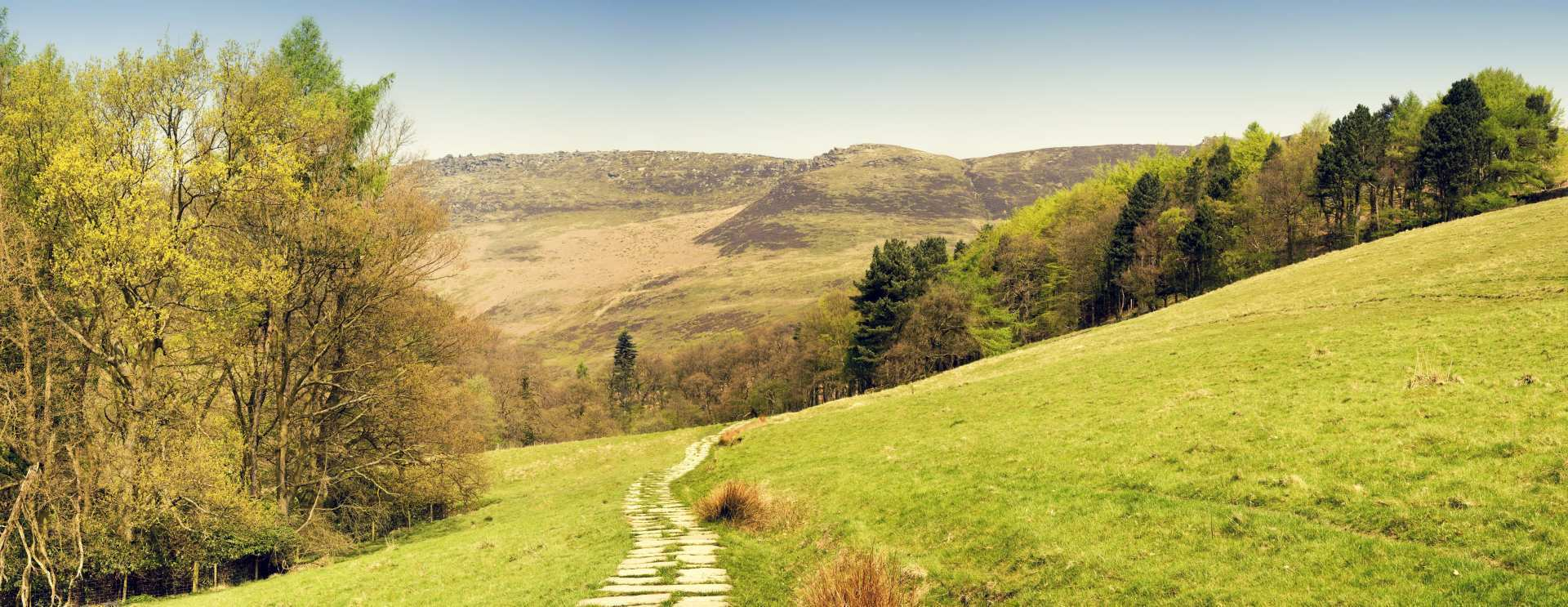 Pennine Way Trail Running - South Section